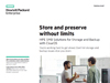 HPE Solution Brief Storage Backup