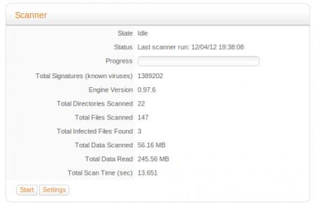 File Scan