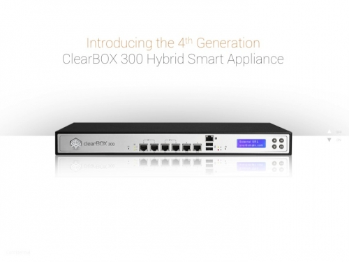 Introducing The 4th Generation, ClearBOX 300 Hybrid Smart Appliance