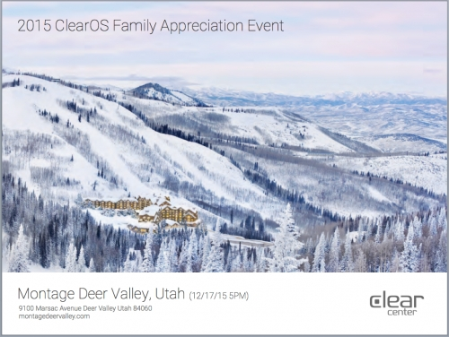 2015 ClearOS Family Appreciation Event